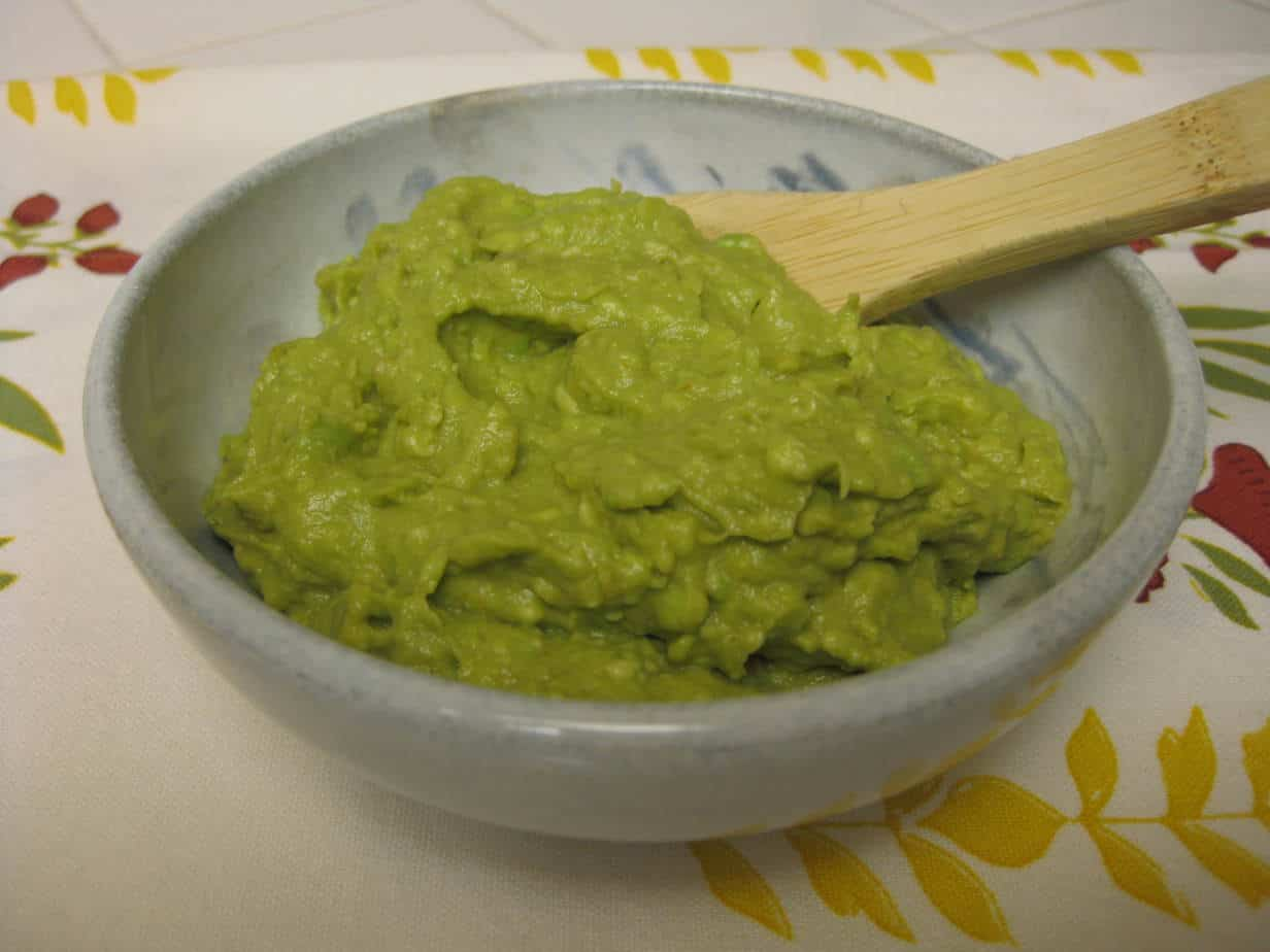 avocadopuree