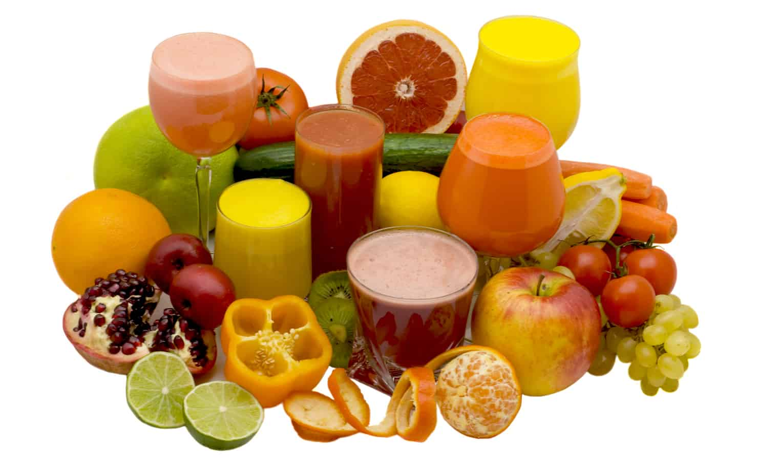 fruit-and-vegetable-juices
