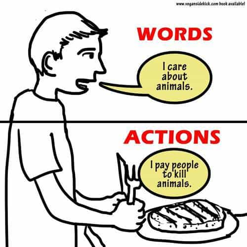 words-actions