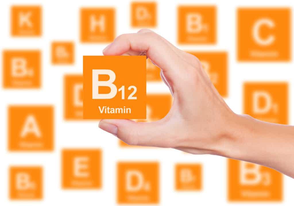Vitamin B12 & Vegans