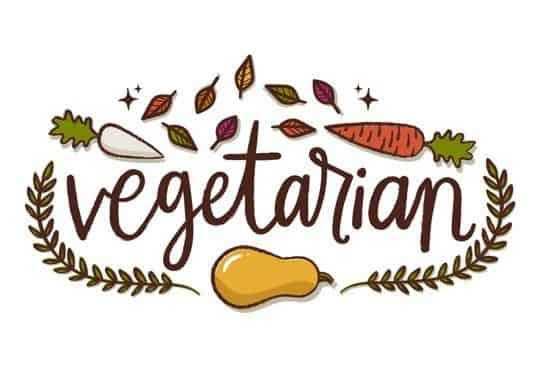 vegetarian-word
