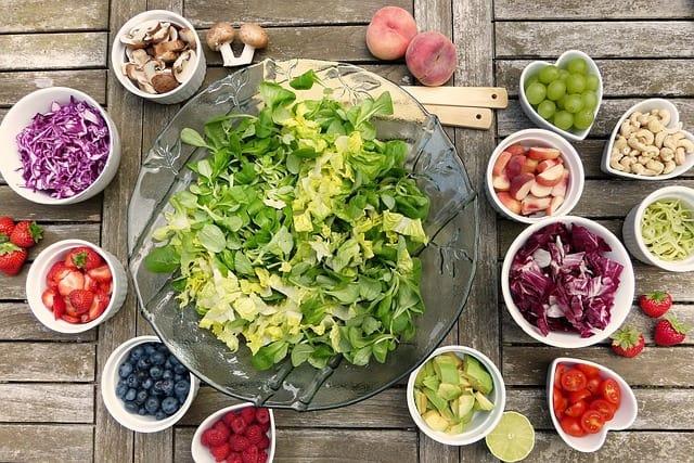 5 стълба на храненето с растения за по-добро здраве