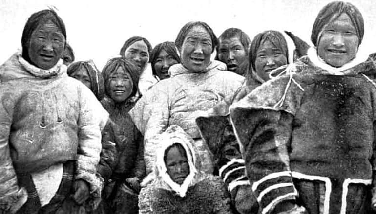 eskimos-tribe