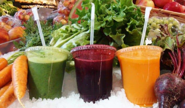 fresh-juicing